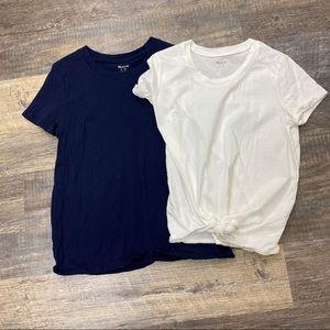 Bundle of 2 Whisper Cotton Tshirts T shirts